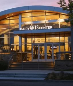 Dairy Arts Center, Boulder