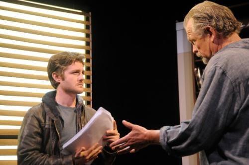 'Seminar' a tutorial in exquisite theater