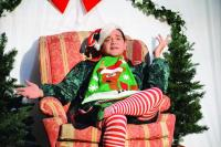 "Reviews: ""Santaland Diaries,"""