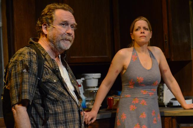 Broadway playwright Sharr White tackles love, loss in Paonia