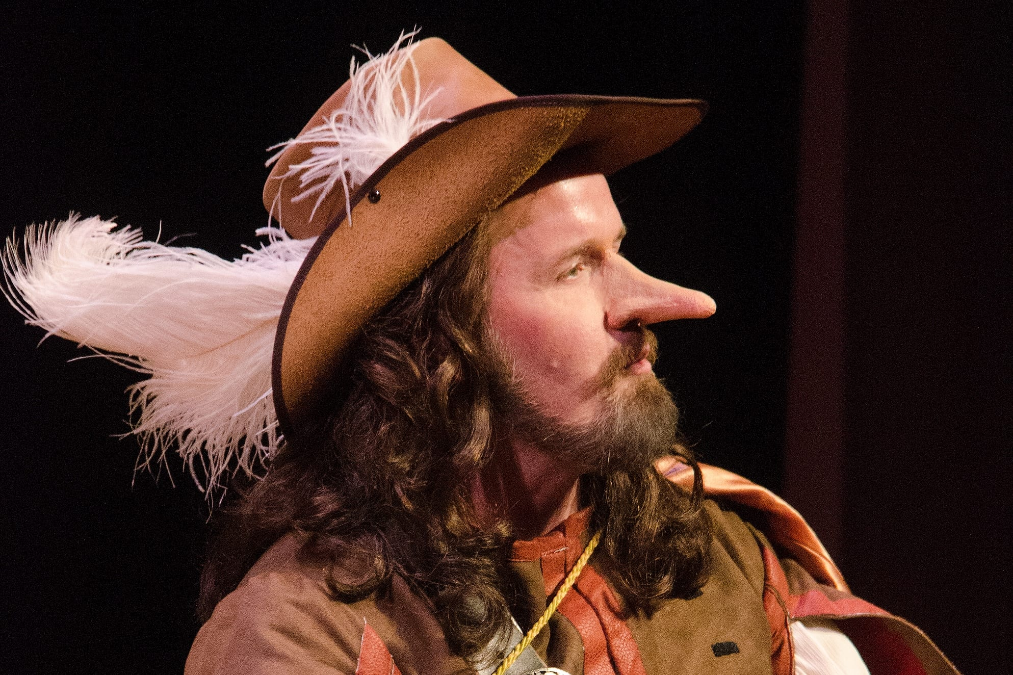 Boulder Ensemble's <em>Cyrano</em> Is Ahead by a Nose at Lone Tree Arts