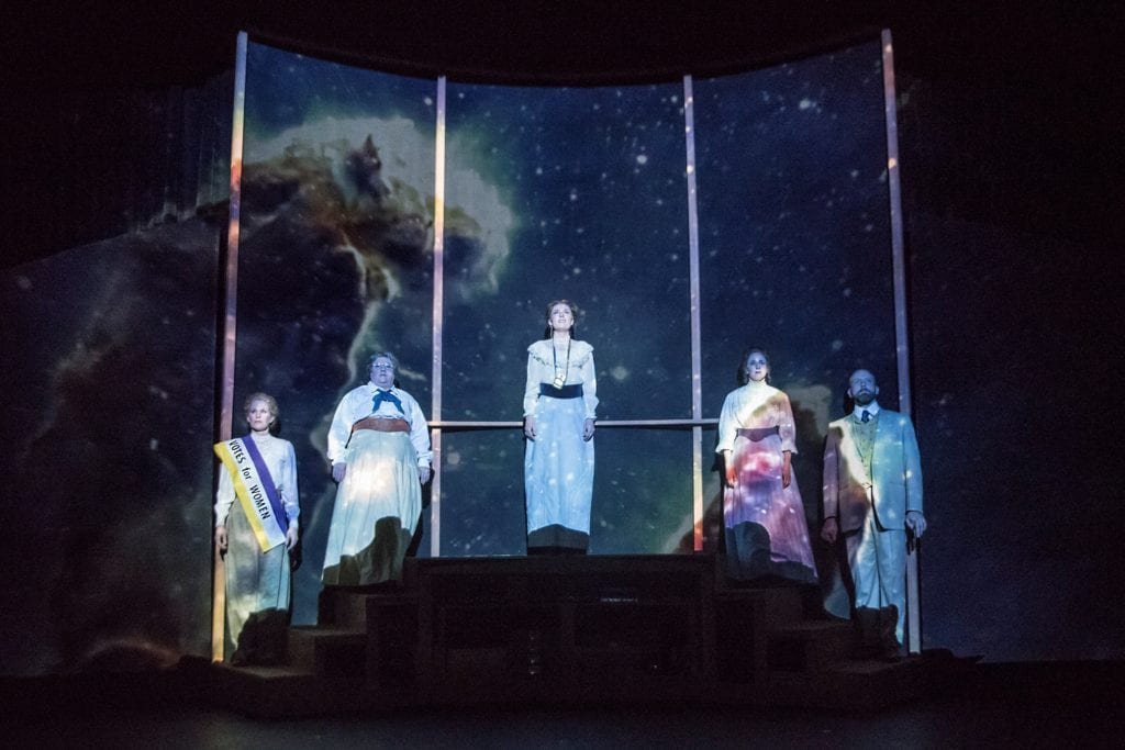 Silent Sky Photos | Merrimack Repertory Theatre