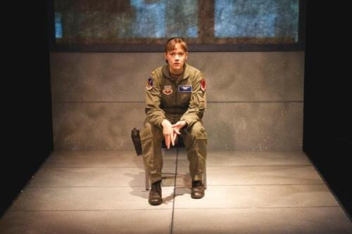 Boulder troupe's 'Grounded' probes conflicts of war
