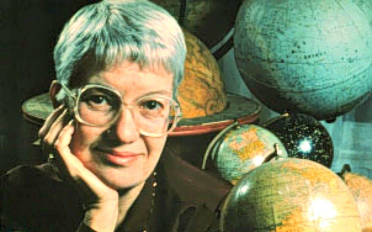 Vera Rubin: Bringing the Dark to Light