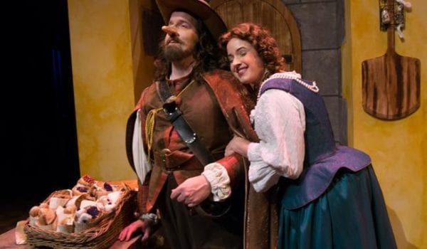 BETC's <em>Cyrano</em> is a satisfying update on the classic French rom-com