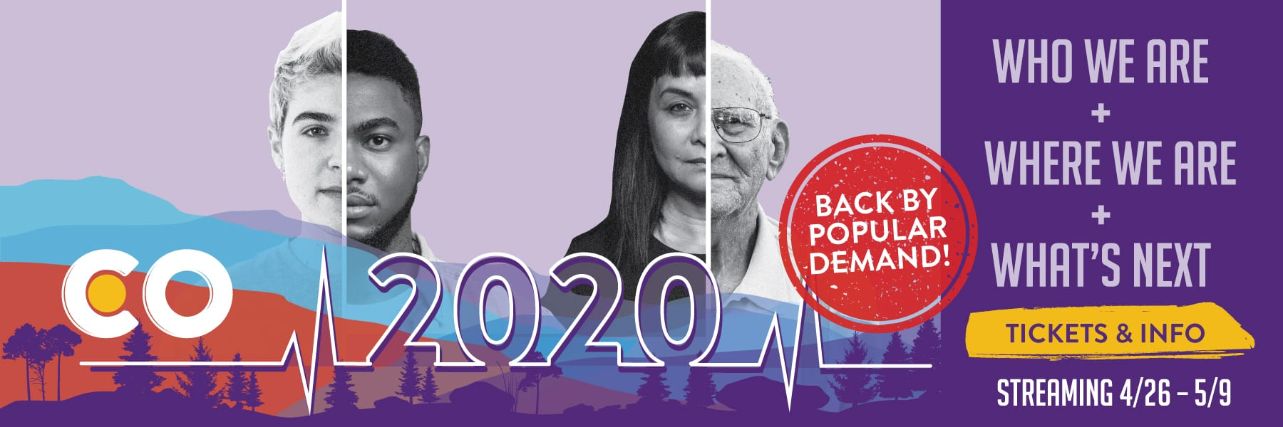 CO2020 Back by popular demand