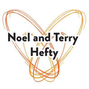 Noel and Terry Hefty