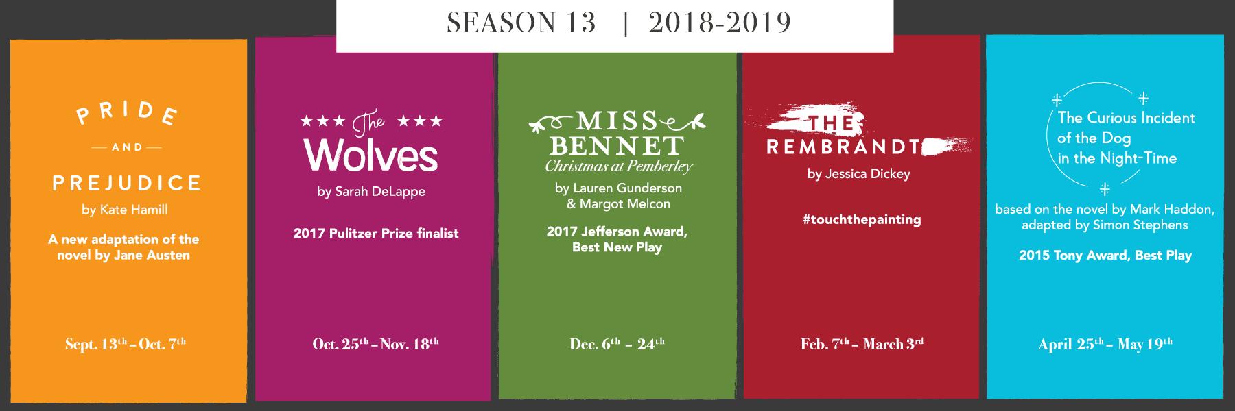 BETC Season 13 Panels