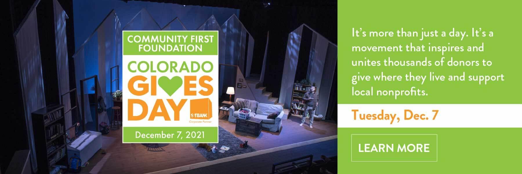 Colorado Gives Day 2021 slider