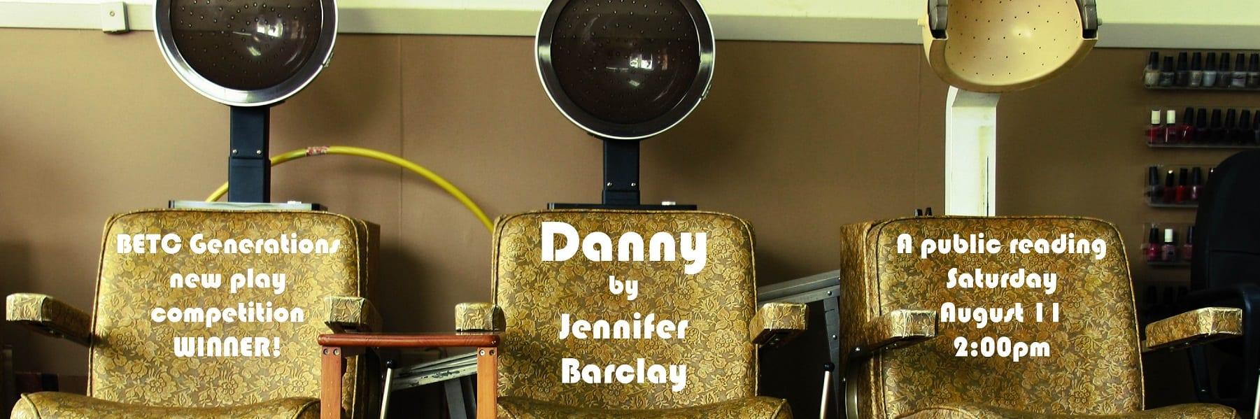 Danny by Jennifer Barclay