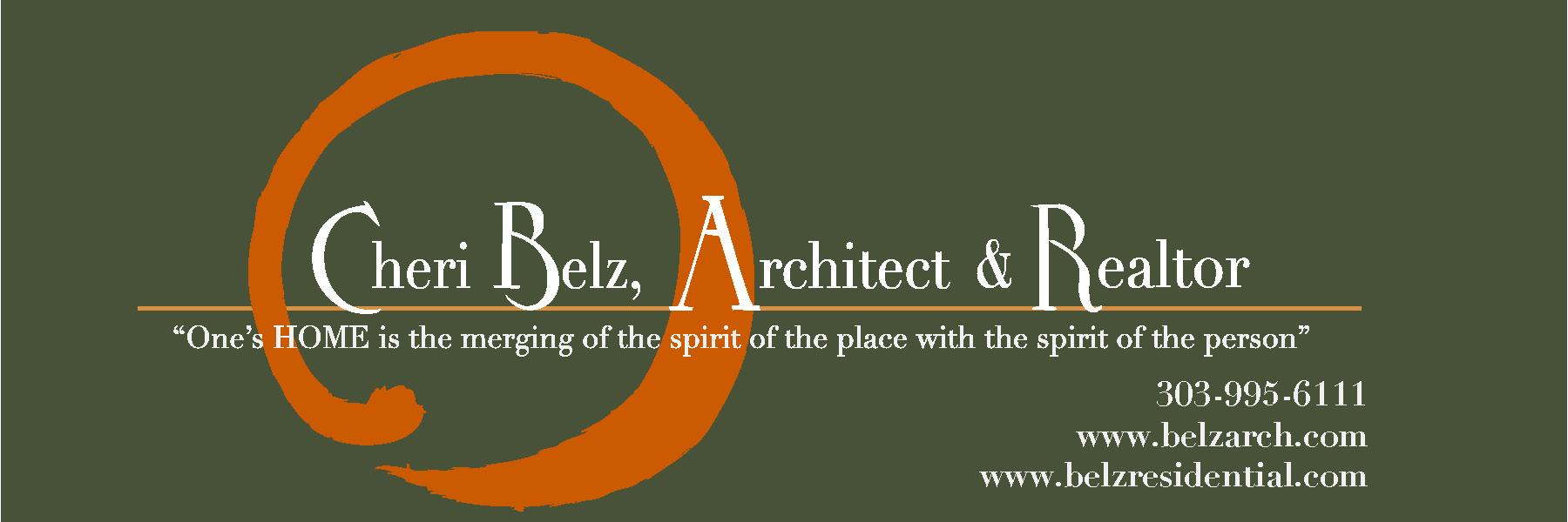 Cheri Belz Architect and Realtor
