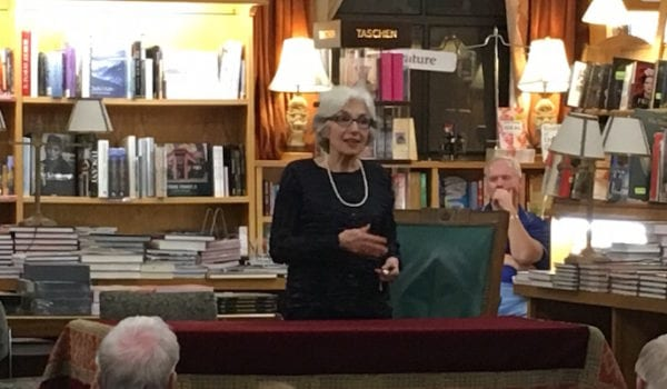 Dava Sobel at Boulder Book Store