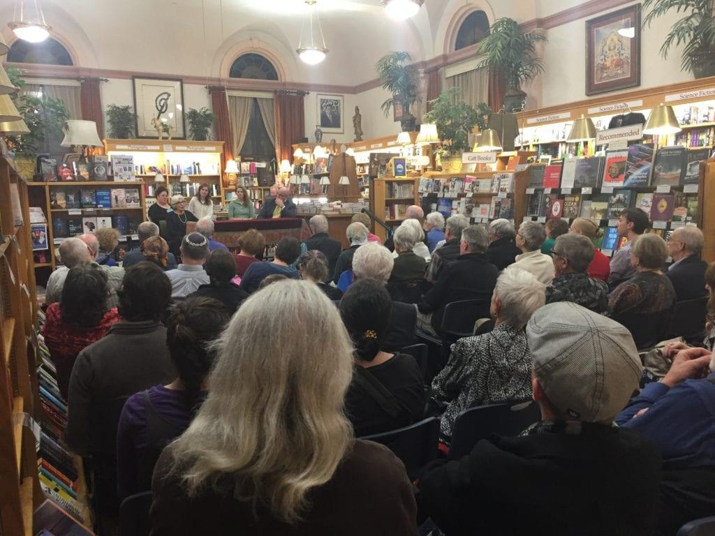 Silent Sky Boulder Book Store